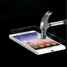New Explosion Proof Tempered Glass Screen Protector Film For Huawei Ascend P7