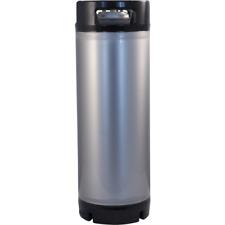 Corny Keg - 5 Gallon Ball Lock - w/ Dry Hop Tab - Cornelius Homebrew Beer NEW