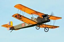 "Model Airplane Plans (FF-RC): Consolidated PT-1 Scale 36"" Wingspan (R/N Models)"