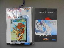 Very rare AMADA NEON GENESIS EVANGELION CARD COLLECTION Part2 1997 SEGA A