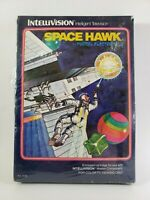 Space Hawk - Mattel Intellivision Game System Factory Sealed