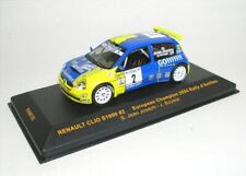 Renault CLIO S 1600 No.2 Rally d. Antibes 2004