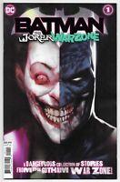 Batman Joker War Zone #1 Main Cvr (DC, 2020) NM