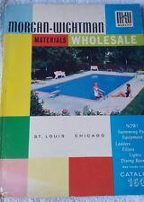 Morgan-Wightman Catalog 160 (1960) (Asbestos Shingles) St. Louis Chicago