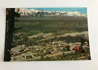 Golden B.C. The Selkirks and The Canadian Rockies Canada Vintage Postcard