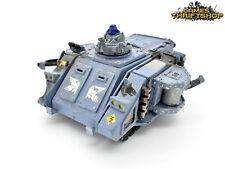 Warhammer 40K Space Marine Predator/Rhino Tanque parte metal fuera de imprenta