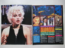Madonna Louise Veronica Ciccone Felix Howard clippings Sweden 1980s