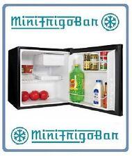 Frigorifero Mini Frigo Bar con Freezer Piccole Dimensioni Misure Ridotte ClasseA