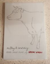 Milking & Scratching - Hand Made Films by Naomi Uman DVD RARE OOP! BRAND NEW!