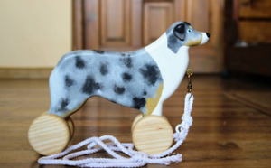 wonderful Wooden toy, wooden animal gift for Kids