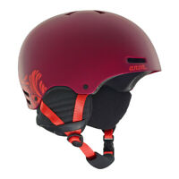 *NEW* Burton ANON GRETA Helmet Snowboard Ski   Color- Purple   size- Large