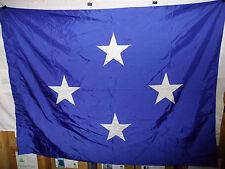 flag811 Us Navy 4 Star Full Admiral flag 68 x 52 6-20-61