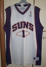 Phoenix Suns Champion NBA Basketball Shirt Jersey  #1 Amar'e Stoudemire