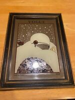 Vintage 70's Vogue Mirror – Framed – Late February 1919