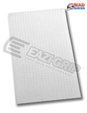 Eazi-Grip EVO Motorcycle Tank Pad Knee Protection Grip Universal Sheets Clear x2