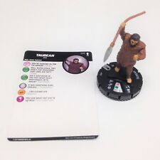 Heroclix Star Trek Away Team set Taurean #033 Rare figure w/card!