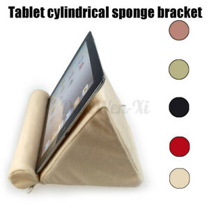 Portable Lightweight Tablet Pillow Stand For iPad Phone Cushion Reader