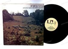 Popol Vuh - Letzte Tage - Letzte Nächte FRA LP 1976 /4