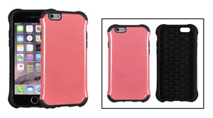 Protection Coque Arrière / Bumper Gel Silicone (Rose) ~ Apple iPhone 6