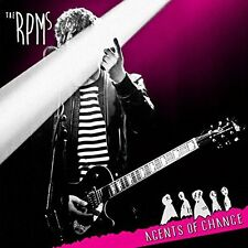 The RPMs - Agents Of Change EP [CD]