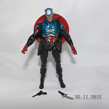 Marvel universe 4 pouces scale captain america BUCKY cap variante par Hasbro RARE