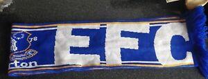 Everton FC Scarf I Blue I Good Condition