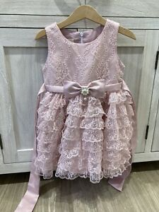 Girl Lace Dress Fit For 130cm