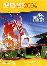 2004 GAA All-Ireland Hurling Final:  Cork v Kilkenny DVD