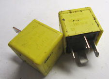 MG TF 2002 1.6l - 2x Yellow Relay