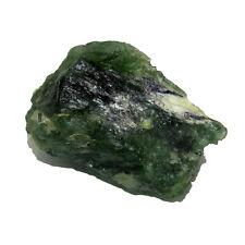 49.00Cts Untreated Natural Green Brazilian Serpentine Rough Gemstone CH 7467