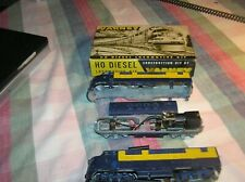 Vintage Varney Kits 2 A Unit Diesels wiith Motors
