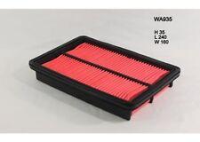WESFIL AIR FILTER FOR Ford Laser  1.6L, 1.8L, 2.0L 2001 04/01-2002 WA935