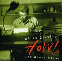 Allen Ginsberg - Howl And Other Poems [New CD]