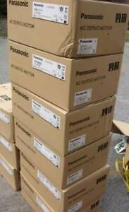 new For Panasonic servo motor MBMK082BLE 220V