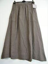 Gonne e minigonne da donna grigi senza marca fantasia nessuna fantasia