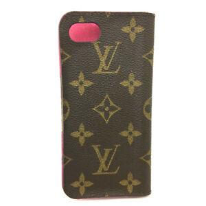 Louis Vuitton Monogram Iphone Cell 8 Phone Case /F0932