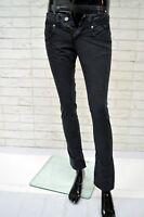 Jeans ICEBERG Donna Taglia Size 27 Pantalone Pants Woman Slim Skinny Fit Cotone