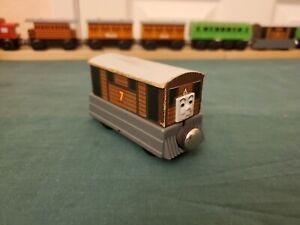 Thomas Wooden Railway Learning Curve 1992 Toby the Tram Engine GUC