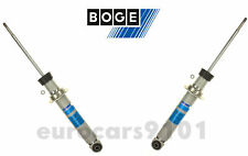 BMW 530i Sachs Left & Right Rear Shock Absorbers Set of (2) 310245 33526766605