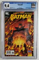 BATMAN #666 CGC 9.4 1ST APP DAMIAN WAYNE AS BATMAN PROFESSOR PYG 9.8 JOKER