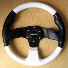 Sportlenkrad Weiß 320mm Lenkrad - Fiat Panda Bravo Punto Stilo 500 124 126 128