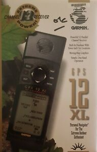 New Garmin 12XL Handheld
