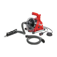 RIDGID 55808 PowerClear 0.5 Amp 3/4 in. - 1 1/2 in. Drain Cleaner New