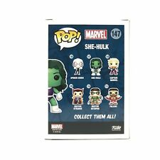 Funko Pop Marvel She-hulk Vinyl Figure Nr 147