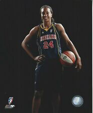 TAMIKA CATCHINGS 8x10 WNBA LICENSED COLOR PHOTOGRAPH #2 UTENN INDIANA FEVER HOF