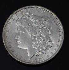 1901 Morgan Silver Dollar