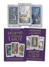 Legend the Arthurian Tarot Kit NEW Sealed 78 Cards Book p276 Anna-Marie Ferguson