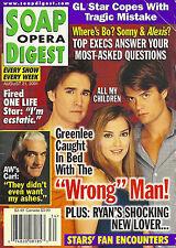Soap Opera Digest Magazine - August 21, 2001 - Josh Duhamel, Ingo Rademacher