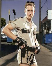 THOMAS LENNON GENUINE AUTHENTIC SIGNED 10X8 PHOTO AFTAL & UACC IN PERSON D