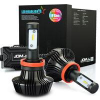 JDM ASTAR 8G 8000LM H11 Headlight High/Low Beam  Fog Light Cornering Bulbs White